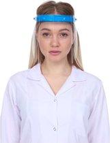 Gelaatsscherm VOIN - verstelbaar - Spatmasker voor gezicht - 1 stuks
