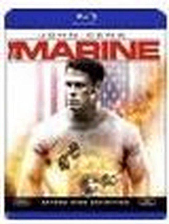 Cover van de film 'Marine'