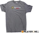 Merchandising WORLD OF WARCRAFT - T-Shirt Only noobs play Horde (S)