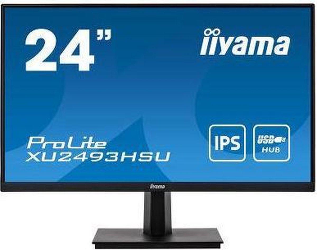 iiyama XU2493HSU-B1 computer monitor 61 cm (24'') kopen