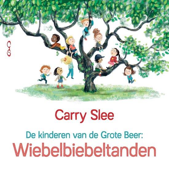 Boek cover Wiebelbiebeltanden van Carry Slee (Onbekend)