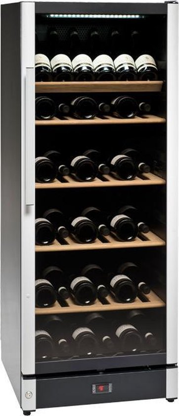 Koelkast: Vestfrost Solutions WB155 - Wijnkoelkast - 147 flessen, van het merk Vestfrost Solutions