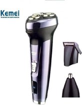 Kapster Professional Hair Clipper - RF-609A - tondeuse - zilver