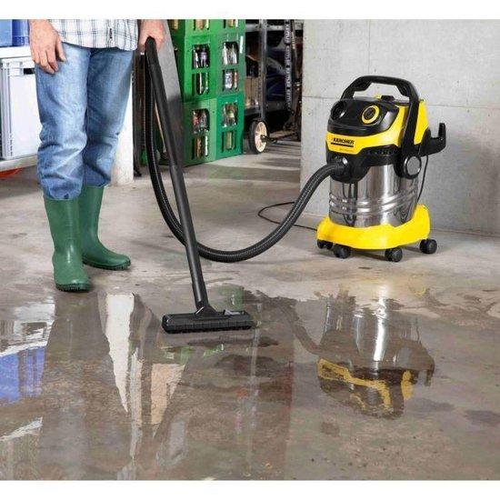 WD 5 Premium Alleszuiger - Blaasfunctie - RVS reservoir - 25 liter