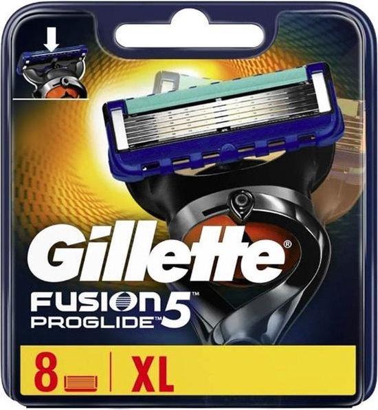 Gillette Fusion5 ProGlide -Scheermesjes - 8 Stuks