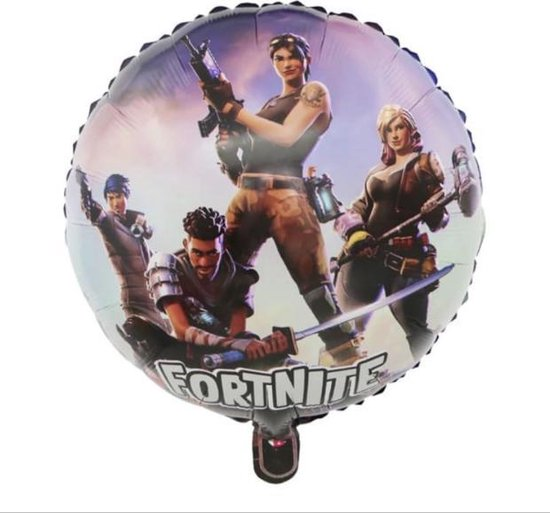 Fortnite folie ballon 18 inch