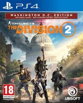 The Division 2 - Washington D.C. Edition - PS4