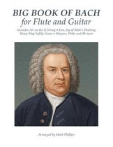 Big Book of Bach for Flute and Guitar