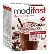 Modifast Chocolade Milkshake - Drinkmaaltijd - 8 stuks
