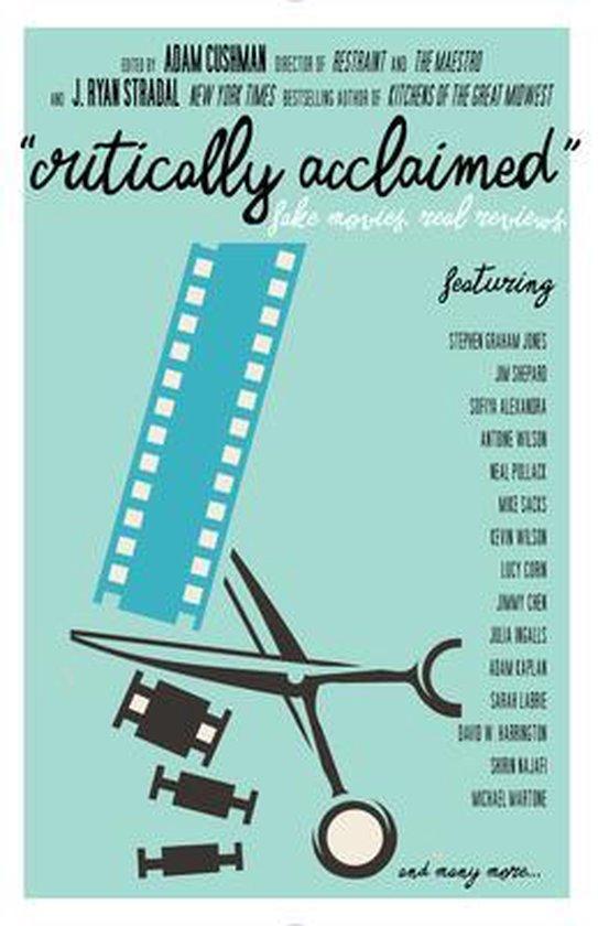 Boek cover Critically Acclaimed van Kevin Wilson (Onbekend)