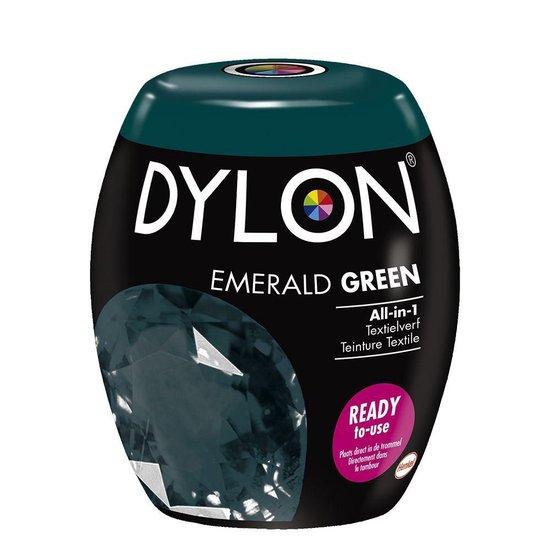 DYLON Textielverf Wasmachine Pods - Emerald Groen - 350g