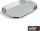 WEBER Groentemand - Roestvrij staal - Groot model