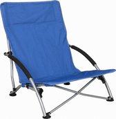 """Capture Outdoor, """"Beach Fun"""" Strandstoel, opvouwbaar. Met 2 gepolsterde armleuningen. Geleverd met draagtas, …"""