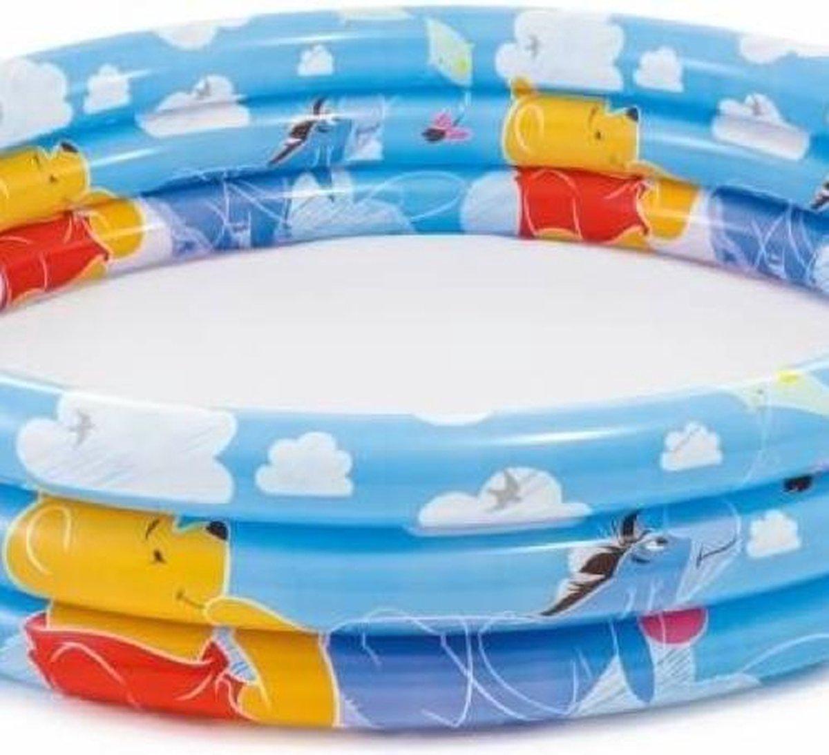 kinderzwembad winnie the pooh intex - strand - zee - speelgoed - kinderen - spelen - strandspeelgoed - speelgoed voor kinderen - zandbak - zandbak speelgoed - zwembad - kinderzwembad -