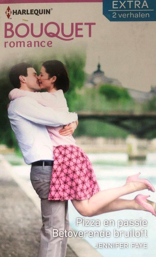 Bouquet Romance 2 in 1 Pizza en passie - Betoverende bruiloft