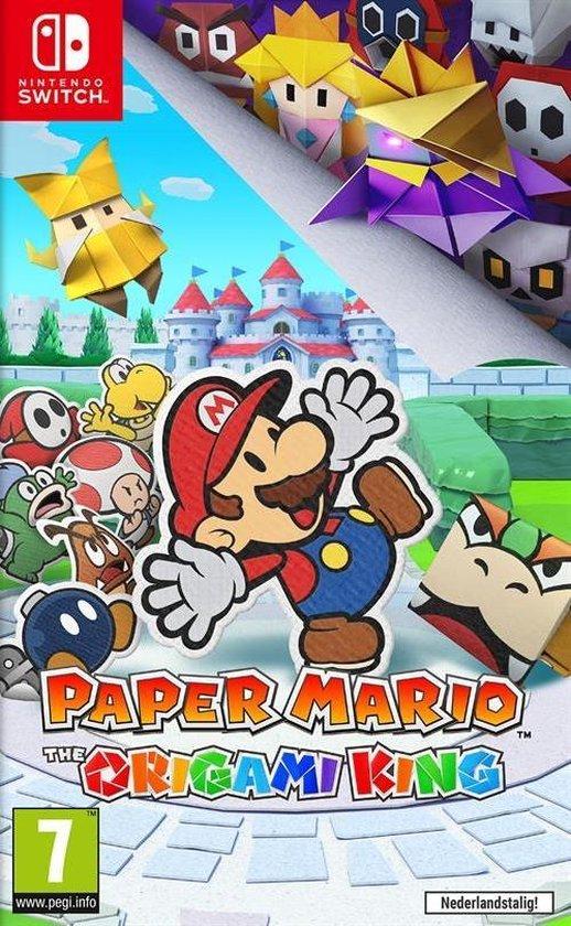 Paper Mario Origami King - Nintendo Switch