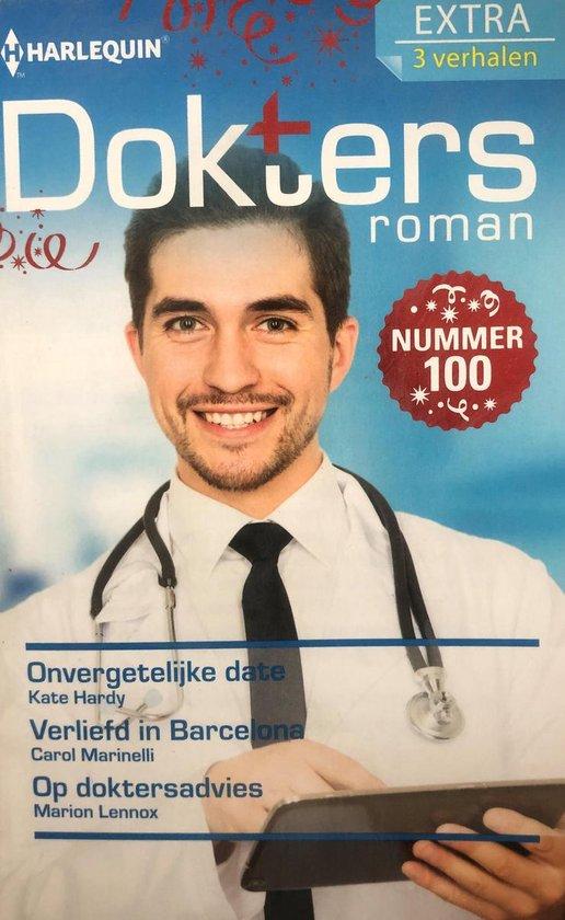 Dokters Roman 3 in 1 Onvergetelijke date - Verliefd in Barcelona - Op doktersadvies - Kate Hardy |