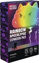 Unstable Unicorns Rainbow Apocalypse Expansion - Engelstalig Kaartspel