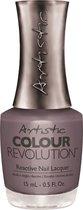 Artistic Nail Design Colour Revolution 'Oh Crepe'