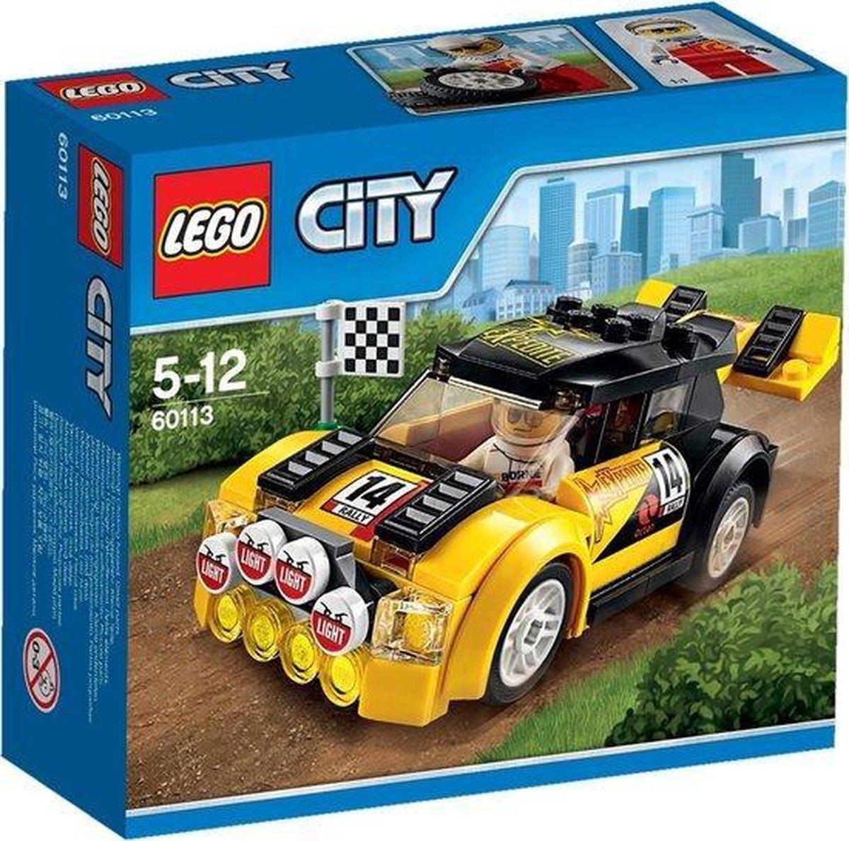 Lego City Rally Auto