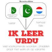 language learning course - Ik leer Urdu