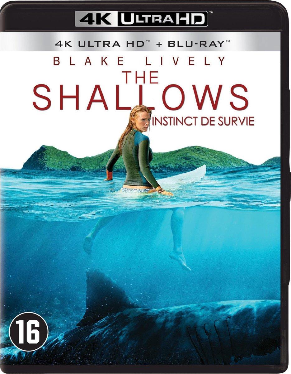 The Shallows (4K Ultra HD Blu-ray)-