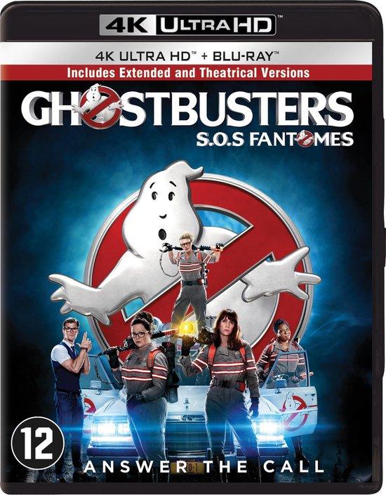 Ghostbusters (2016) (4K Ultra HD Blu-ray)