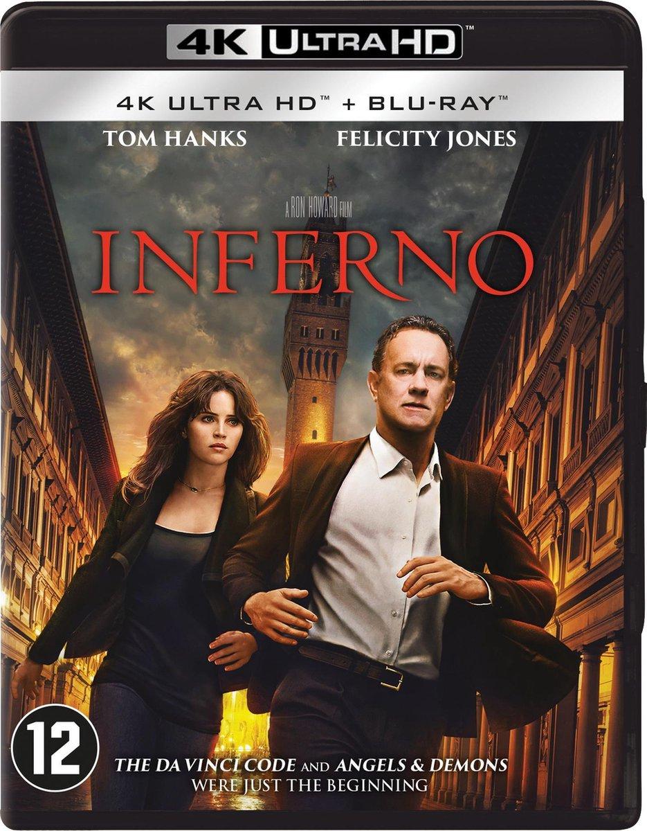 Inferno (4K Ultra HD Blu-ray)-