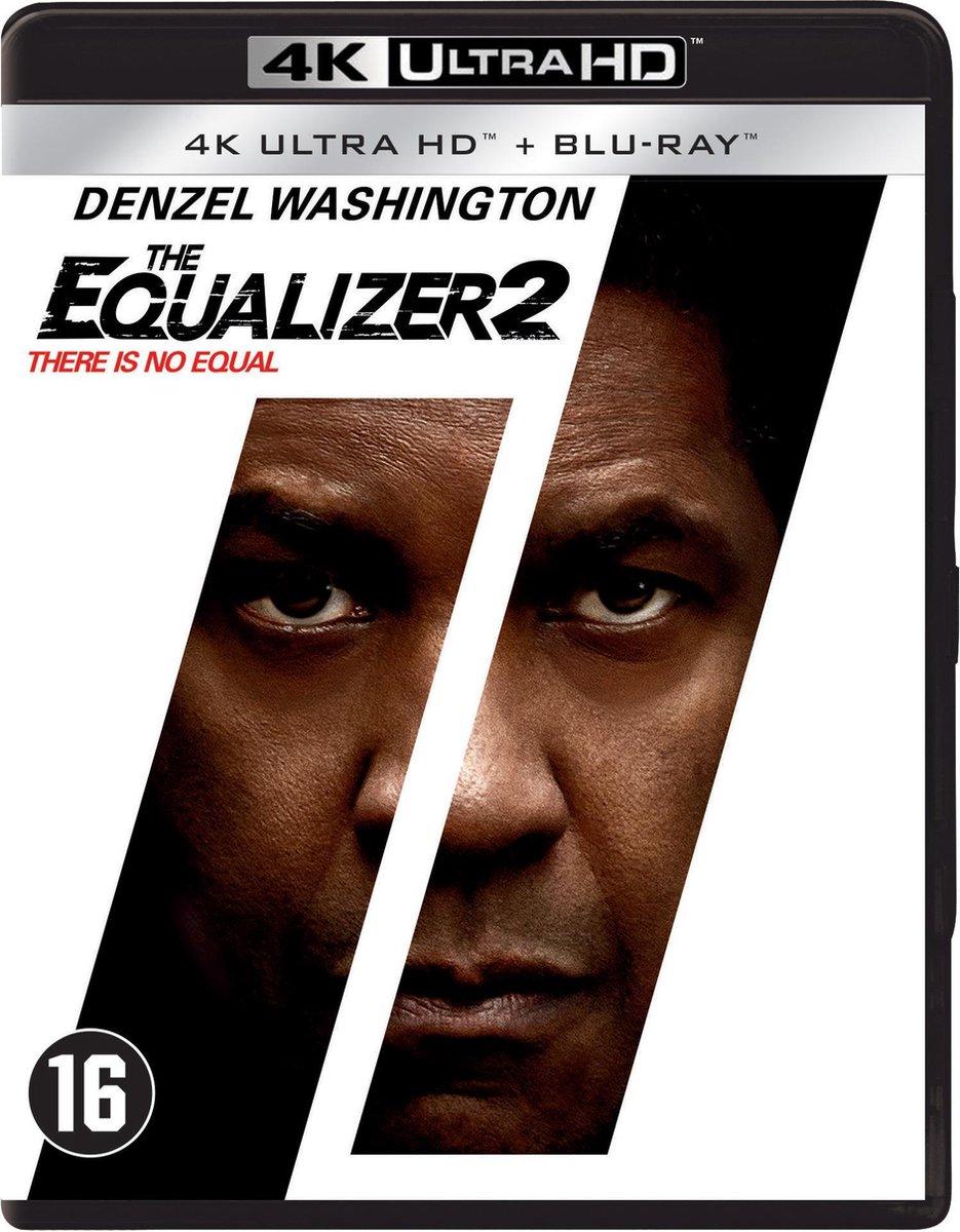 The Equalizer 2 (4K Ultra HD Blu-ray)-