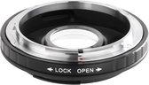 Adapter Canon FD lens naar Canon EOS EF body met correctieglas