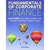 Boek cover Sw Fund Corp Fin C Wls 360 Card van Hillier (Paperback)
