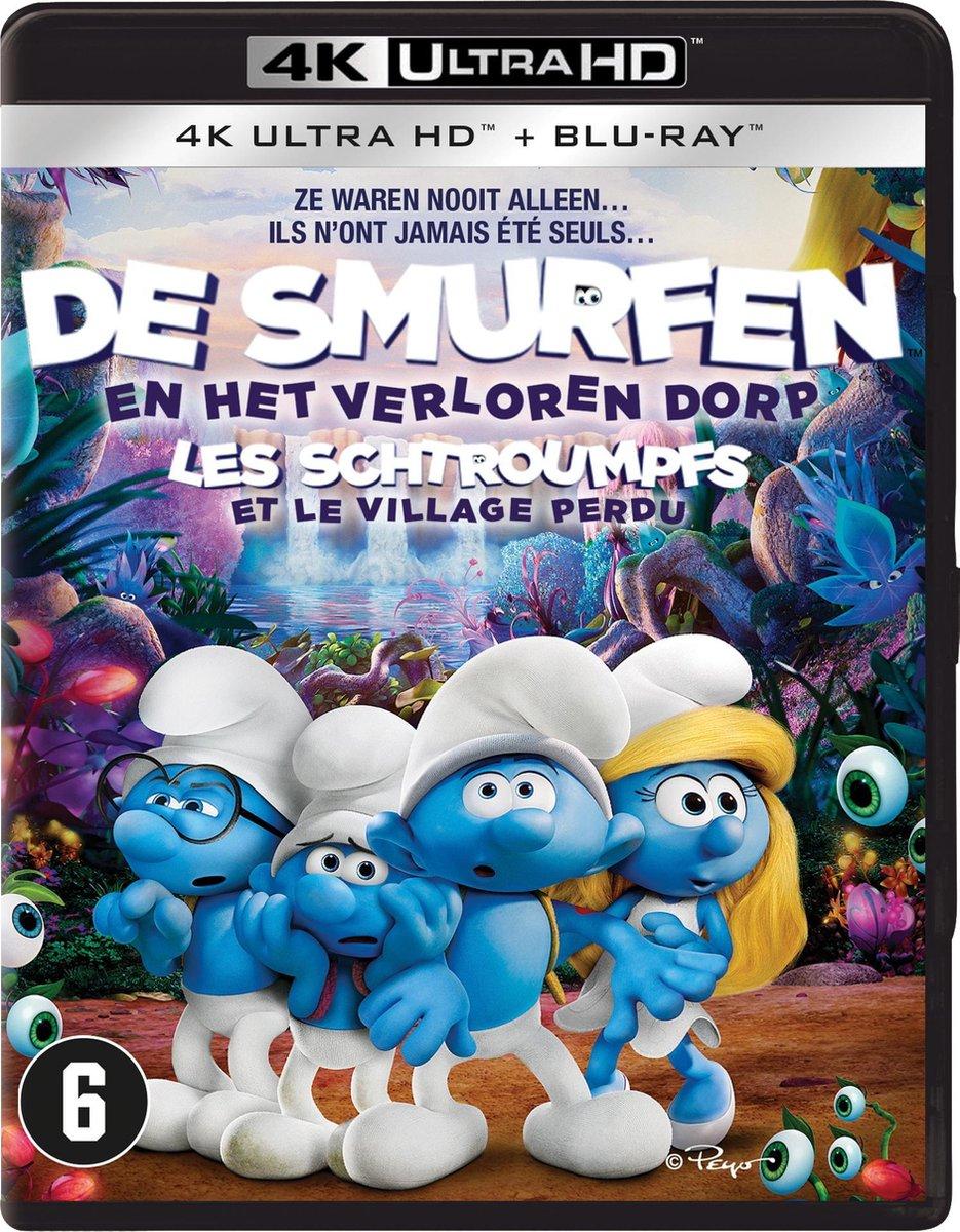 De Smurfen en het Verlopen Dorp (4K Ultra HD Blu-ray)-