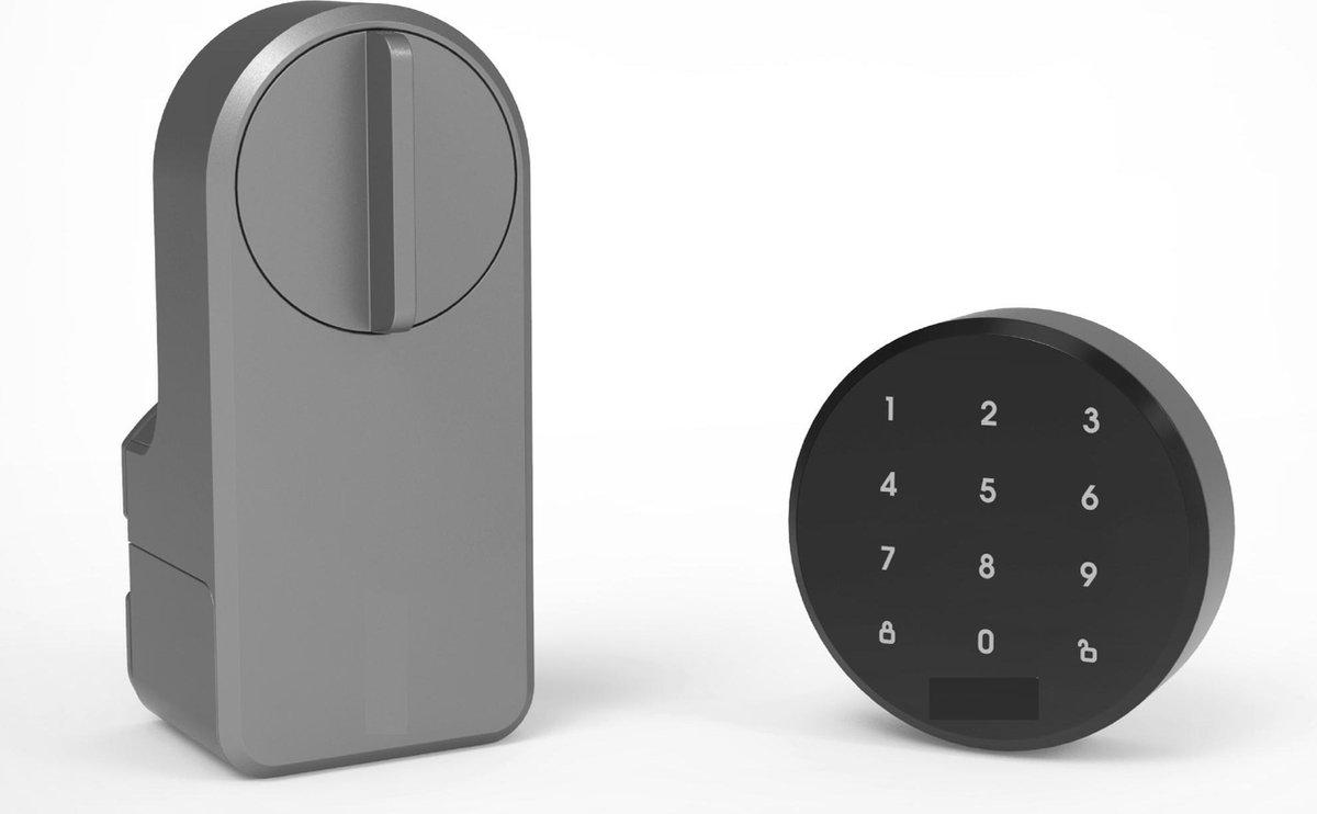 Retrofit Smart Lock met keypad