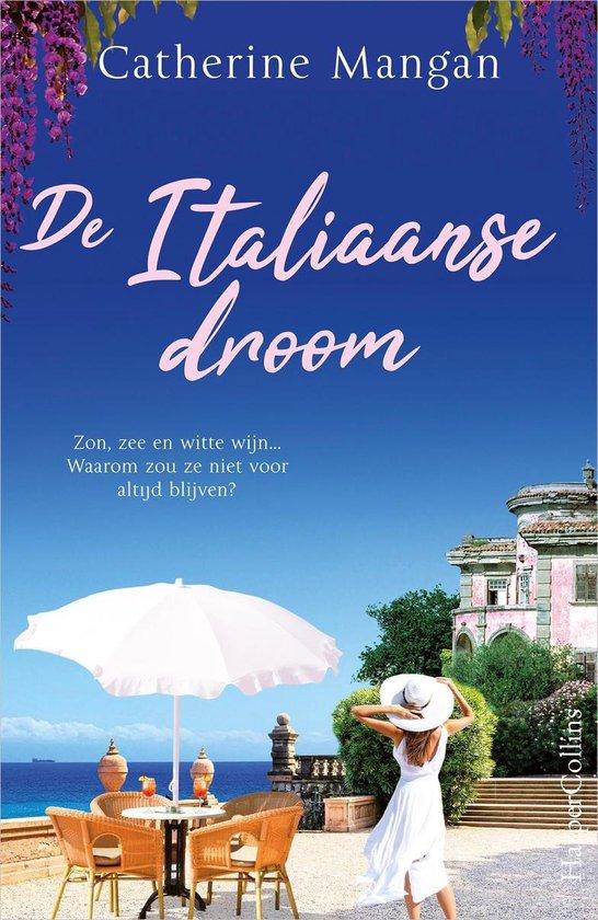Omslag van De Italiaanse droom