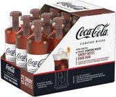 Coca cola signature mixers smokey 12 fl