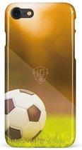 Voetbal telefoonhoesje iPhone 7 / 8 / SE (2020) softcase