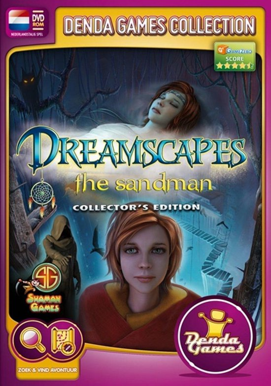 Dreamscapes: The Sandman – Collector's Edition – Windows