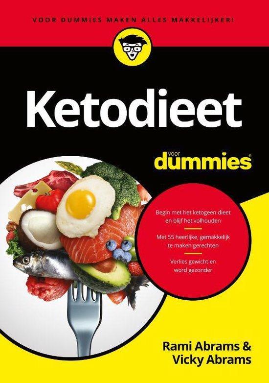 Keto dieet voor Dummies - Rami Abrams |