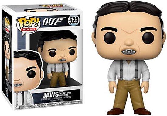 Jaws - #523 -The Spy Who Loved Me - 007 - James Bond - Funko Pop! - Movies