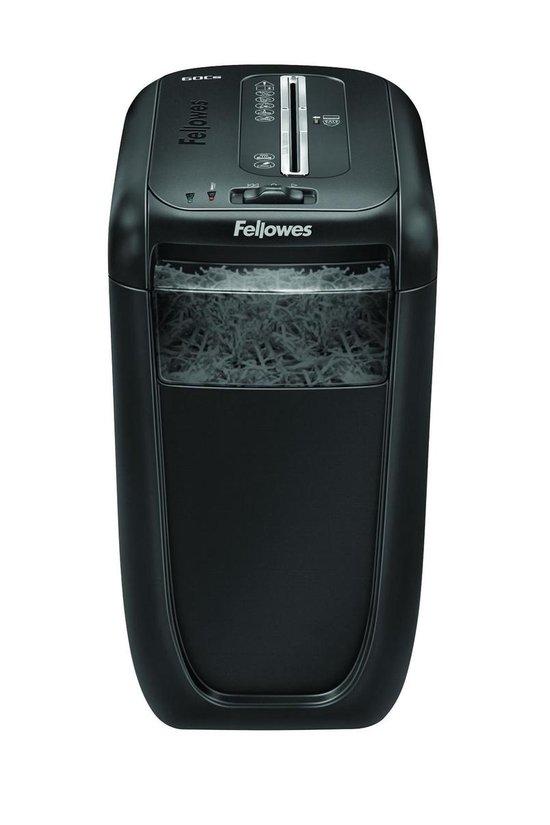 Fellowes papierversnipperaar 60Cs, SafeSense, P4, 22 l, 230 mm