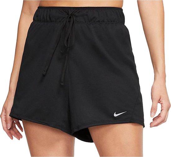 Nike Attack Sportbroek - Maat XS  - Vrouwen - zwart