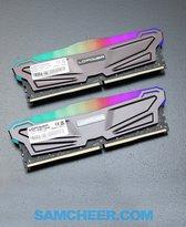 DDR4 32GB PC 3200 CL16 LC-POWER KIT (2x 16GB) RGB/HS