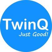 TwinQ Hondenborstels - Lang en kort