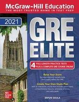McGraw-Hill Education GRE Elite 2021