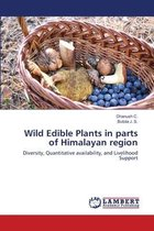 Wild Edible Plants in parts of Himalayan region
