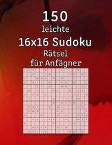 150 leichte 16x16 Sudoku Ratsel fur Anfagner