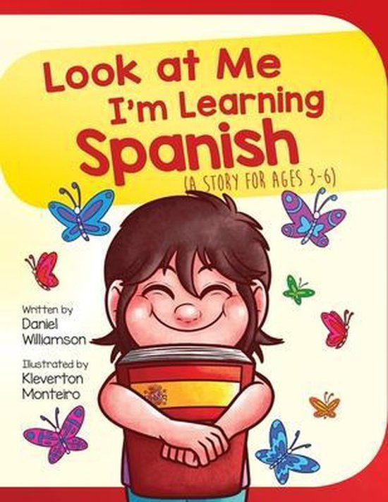 Look At Me I'm Learning Spanish