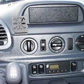 Houder - Dashmount Mercedes Benz Sprinter 2000-2006
