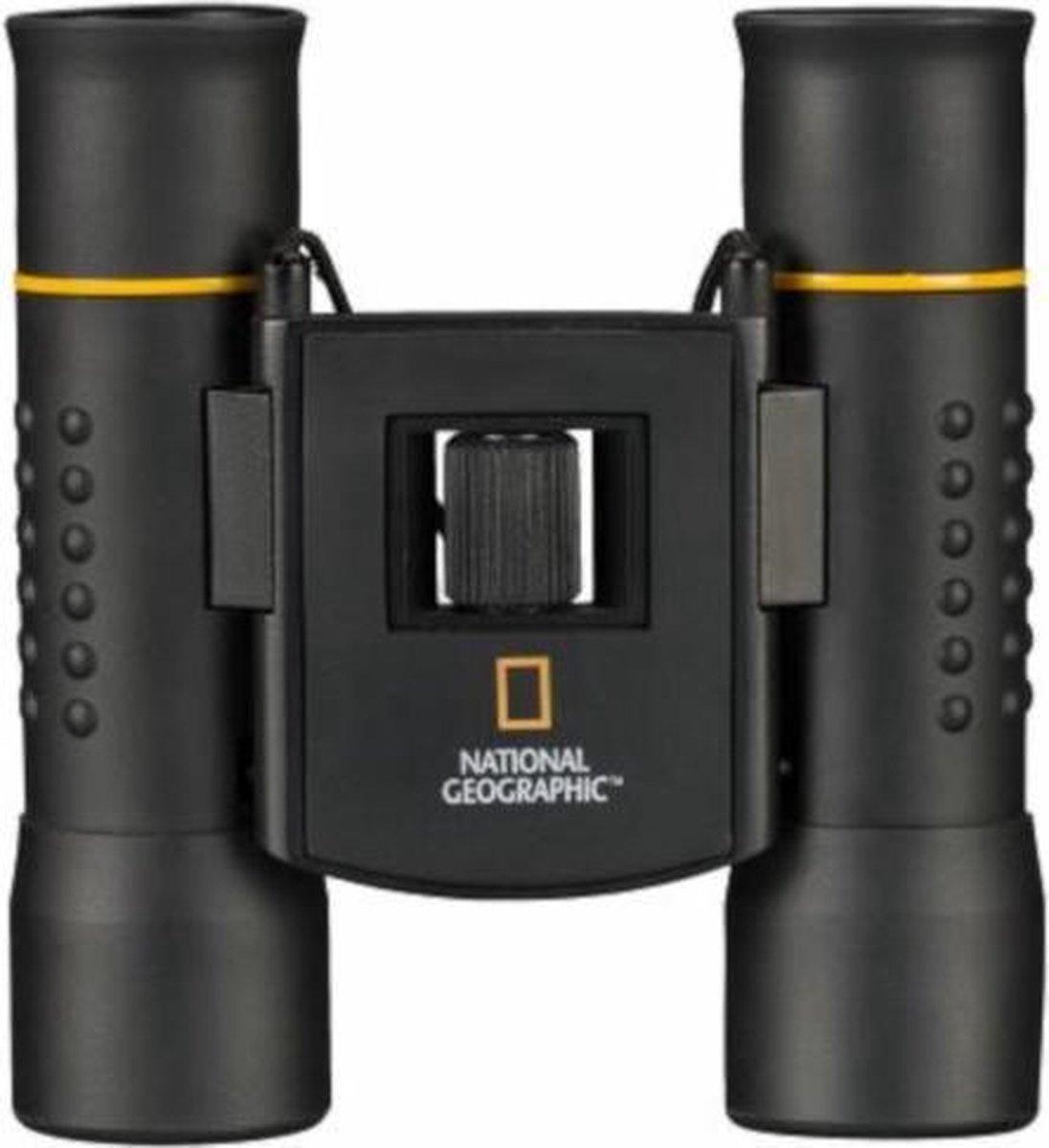 National Geographic Opvouwbare Verrekijker - 10x25 - Pocket