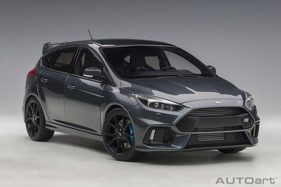Afbeelding van AUTOART Ford FOCUS RS 2016 1:18 speelgoed